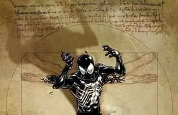 Комиксы про супергероев в веб-дизайне